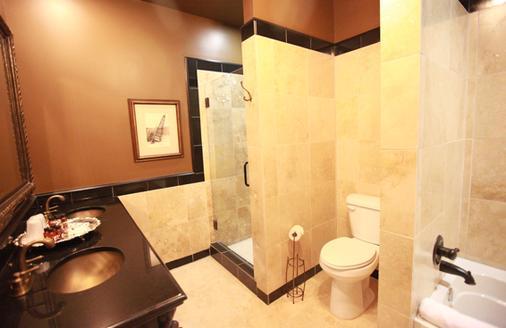 The Campbell Hotel - Tulsa - Bathroom