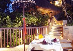 特傑普拉納水療渡假村 - 烏布 - 烏布 - 餐廳