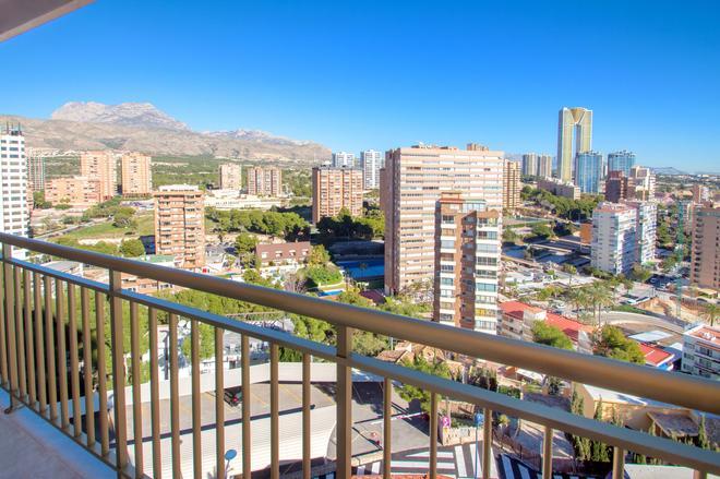Hotel Servigroup Torre Dorada - Benidorm - Rooftop