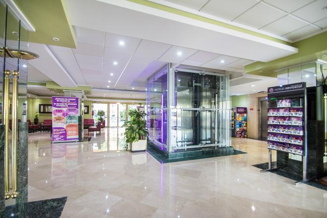 Hotel Servigroup Torre Dorada - Benidorm - Front desk