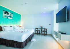 The Forest Hotel Pattaya - Pattaya - Bedroom