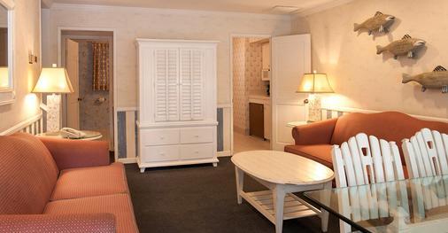 Franciscan Inn & Suites - Santa Barbara - Olohuone
