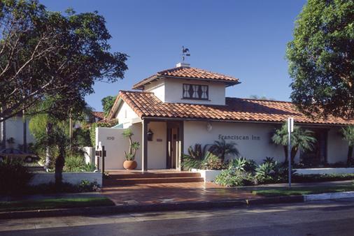 Franciscan Inn & Suites - Santa Barbara - Rakennus