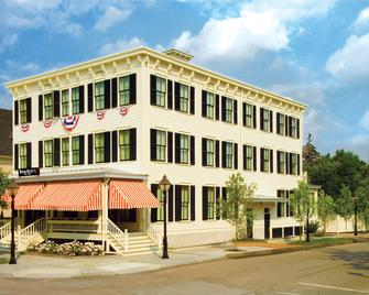 Hotel Fauchere - Milford - Building