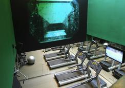 BOG HOTEL - Bogotá - Gym