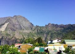 Otroiza Hotel - Cilaos - Vista del exterior