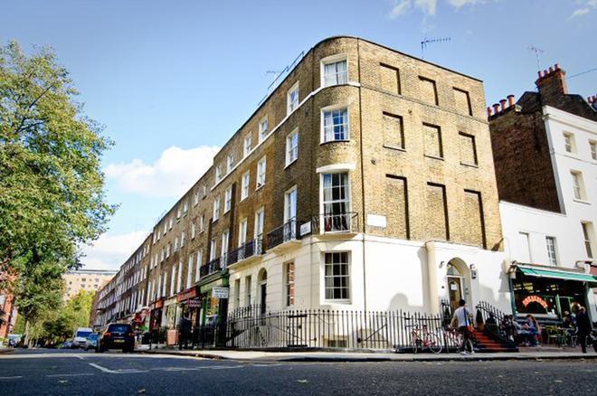 Leigh House Hotel - Λονδίνο - Κτίριο