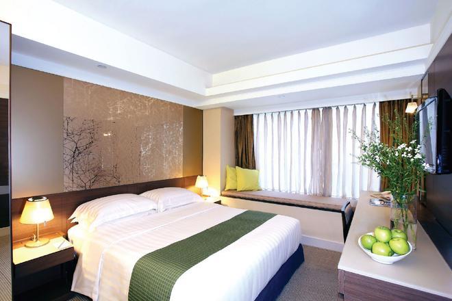 Harbour Plaza 8 Degrees - Hong Kong - Phòng ngủ