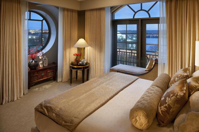 Mandarin Oriental, Washington D.C. - Washington - Camera da letto
