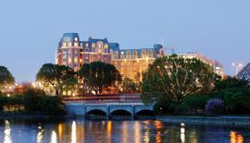 マンダリン オリエンタル、ワシントン D.C. - ワシントン - 建物