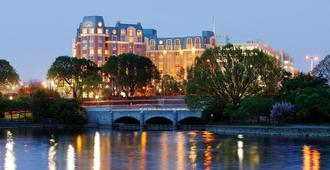 Mandarin Oriental, Washington D.C. - Washington D. C. - Edificio