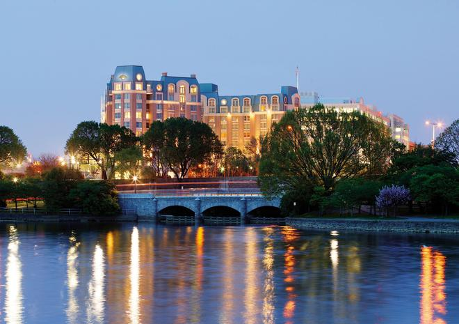 Mandarin Oriental, Washington D.C. - Washington - Toà nhà