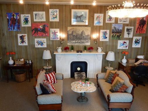 South Broadway Inn and Spa - Saratoga Springs - Hành lang
