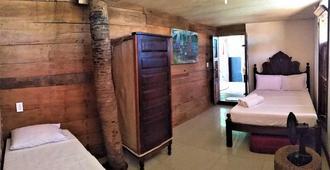 Pousada E Hostel Da Praça - Jijoca de Jericoacoara - Bedroom