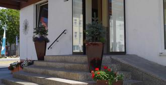 Hotel Imperial - Múnich - Edificio