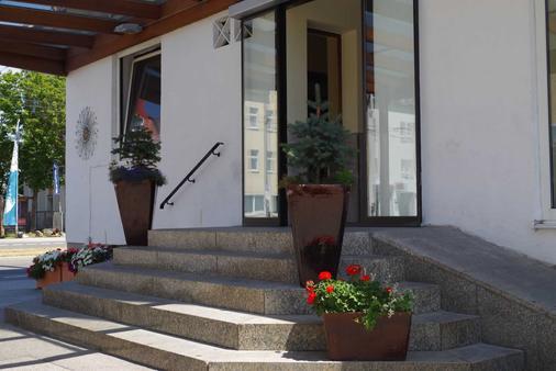 Hotel Imperial - Munich - Building