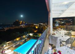 Hotel Villa Durrueli Resort & Spa - Ischia - Εστιατόριο