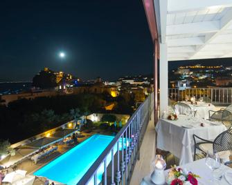 Hotel Villa Durrueli Resort & Spa - Ischia - Restaurant