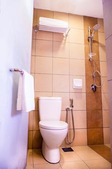 Sandpiper Hotel - Kuala Lumpur - Kylpyhuone