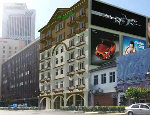 Sandpiper Hotel - Kuala Lumpur - Rakennus