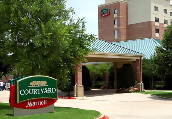 Courtyard by Marriott Dallas Addison/Quorum Drive - Addison - Κτίριο