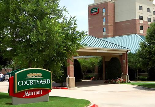 Courtyard by Marriott Dallas Addison/Quorum Drive - Addison - Toà nhà