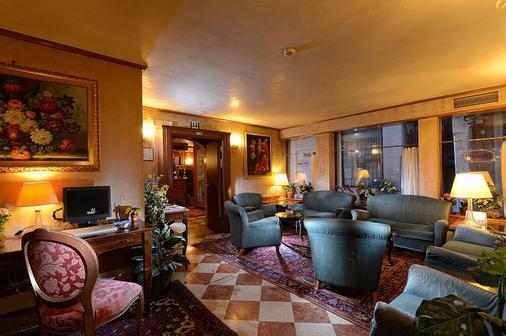 安緹卡帕納達酒店 - 威尼斯 - 威尼斯 - 客廳