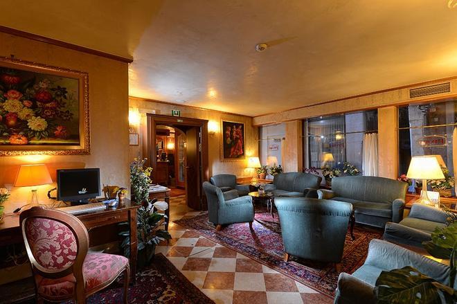Antico Panada - Venecia - Sala de estar