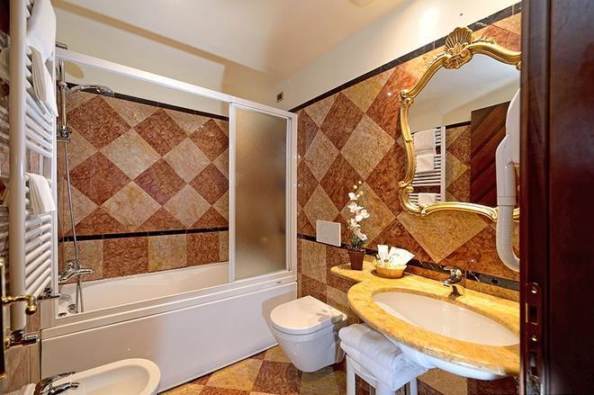 Antico Panada - Venetsia - Kylpyhuone