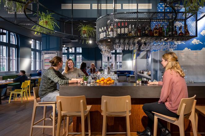 阿姆斯特丹海堡好住旅館 - 阿姆斯特丹 - 酒吧