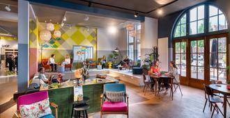 Stayokay Hostel Amsterdam Oost - Amsterdão - Lobby