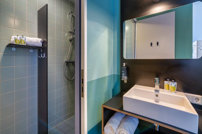 阿姆斯特丹海堡好住旅館 - 阿姆斯特丹 - 浴室