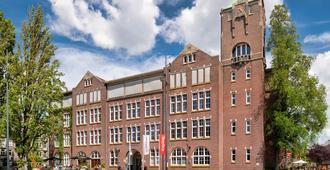 Stayokay Hostel Amsterdam Oost - Am-xtéc-đam - Toà nhà