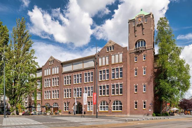 阿姆斯特丹海堡好住旅館 - 阿姆斯特丹 - 建築