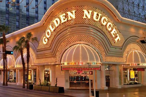 Golden Nugget Las Vegas Hotel & Casino - Las Vegas - Rakennus