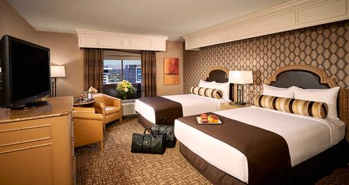 Golden Nugget Las Vegas Hotel & Casino - Λας Βέγκας - Κρεβατοκάμαρα
