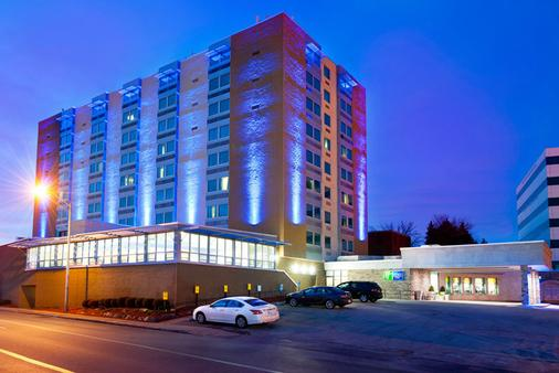 Holiday Inn Express & Suites Pittsburgh West - Green Tree - Πίτσμπεργκ - Κτίριο