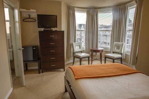 Casa Loma Hotel - San Francisco - Salon