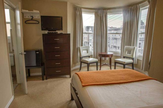 Casa Loma Hotel - San Francisco - Living room
