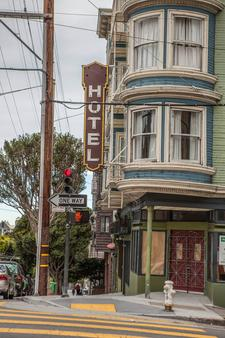 Casa Loma Hotel - San Francisco - Bâtiment