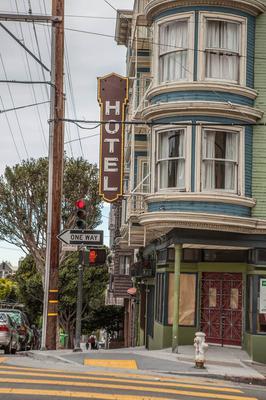 Casa Loma Hotel - San Francisco - Edificio