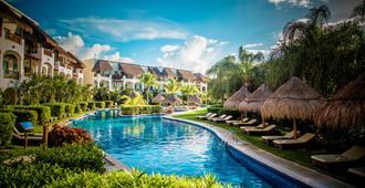 瓦倫丁帝國瑪雅酒店 - 卡曼海灘 - 普拉亞卡門 - 建築