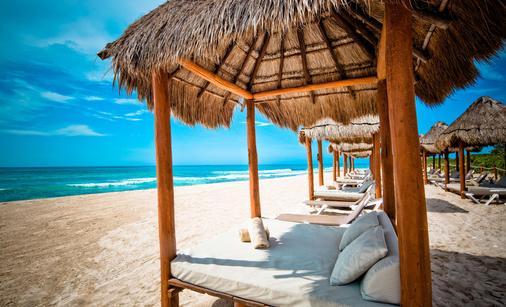 Valentin Imperial Maya - Adults Only - Playa del Carmen - Ranta