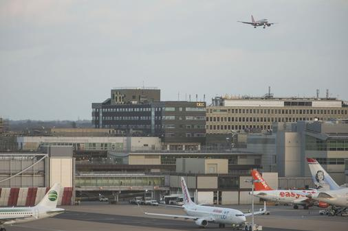 Bloc Hotel Gatwick - Gatwick - Outdoors view