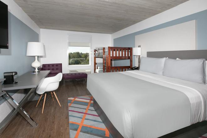 TRYP by Wyndham College Station - College Station - Bedroom