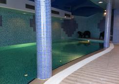 Hotel Hocine - Constantine - Pool