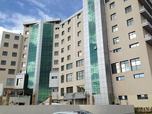 Hotel Hocine - Constantine - Gebäude