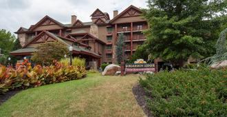 Bearskin Lodge on the River - Gatlinburg - Toà nhà