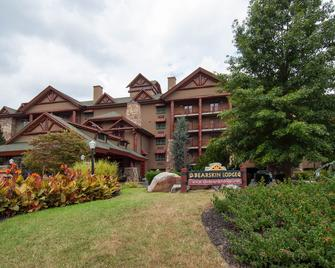 Bearskin Lodge on the River - Gatlinburg - Rakennus