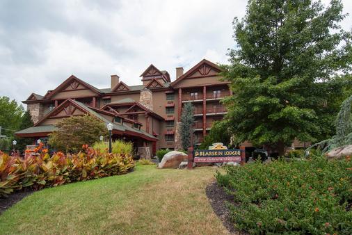 Bearskin Lodge on the River - Gatlinburg - Toà nhà